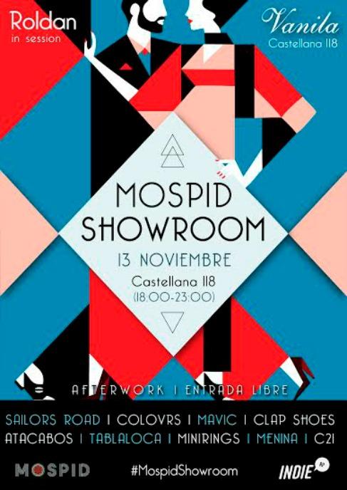MOSPID SHOWROOM