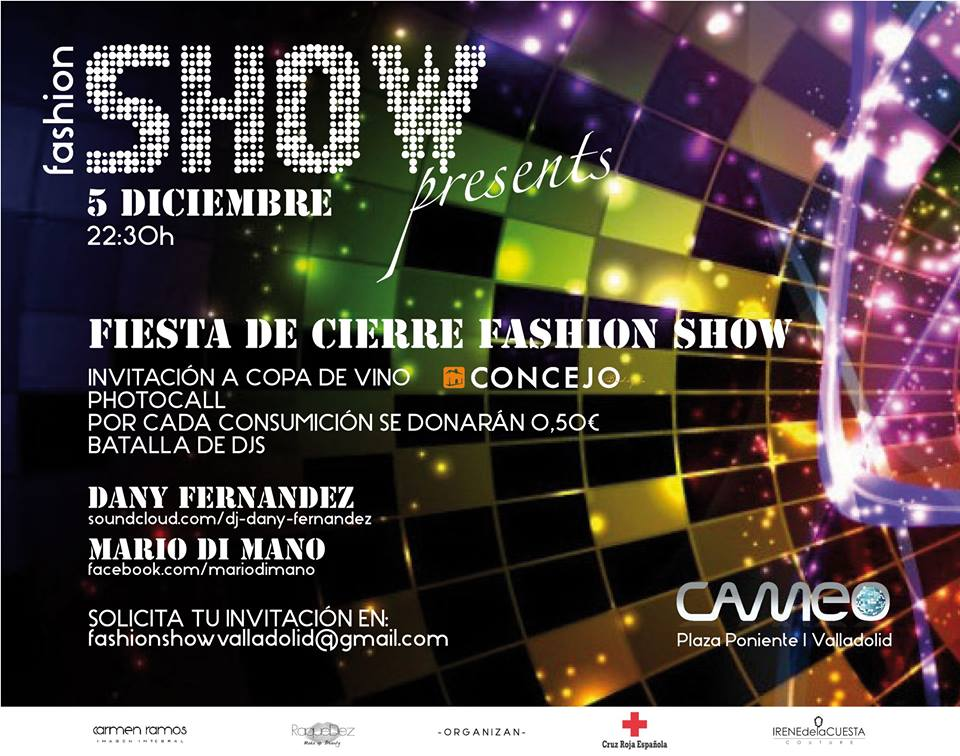fashion show navidad 2