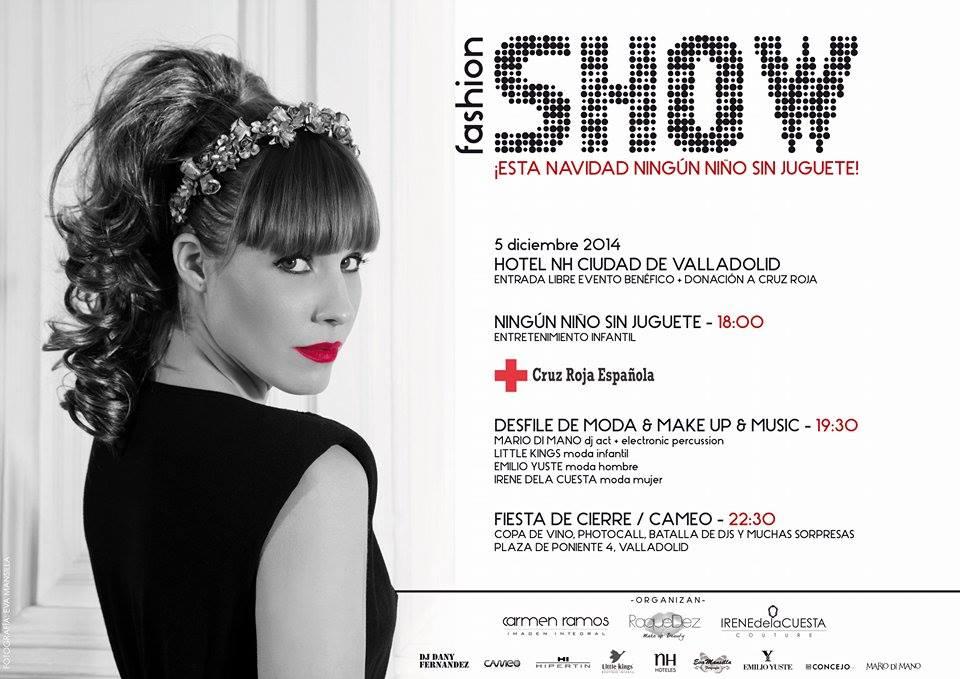 fashion show navidad