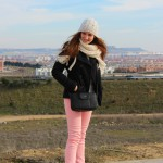 Look blanco y rosa en invierno_9
