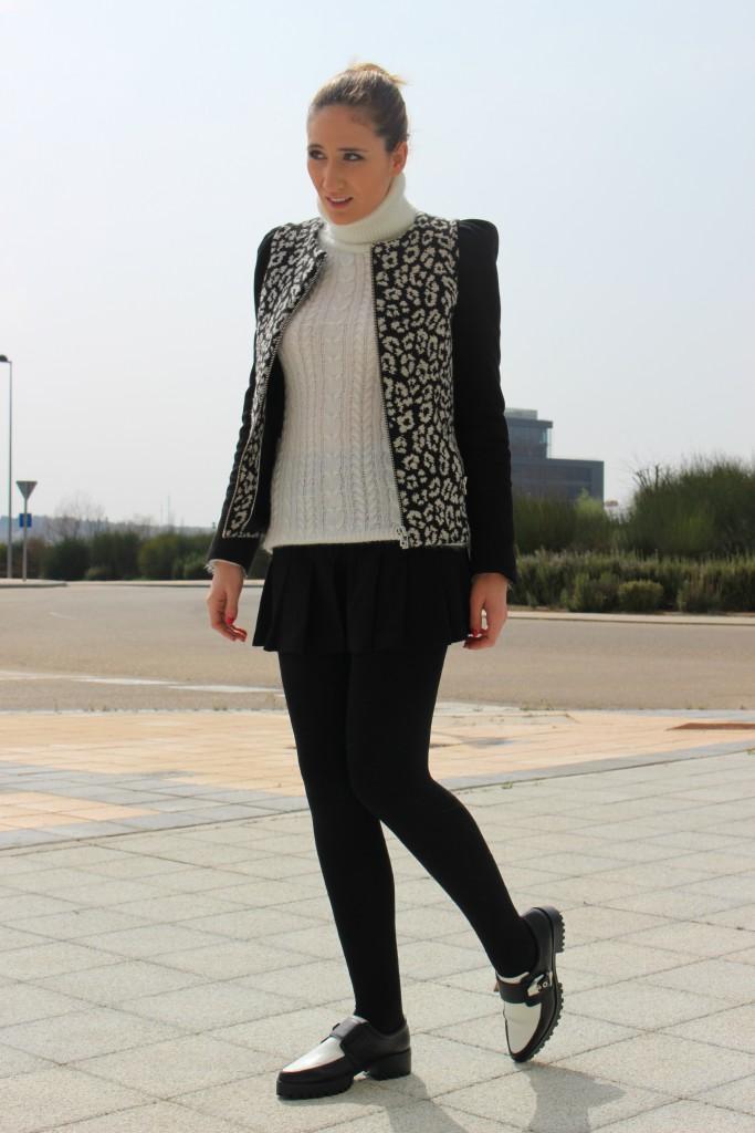 Mocasines Zara trf 2