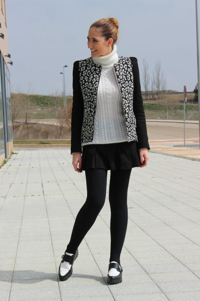Mocasines Zara trf 8