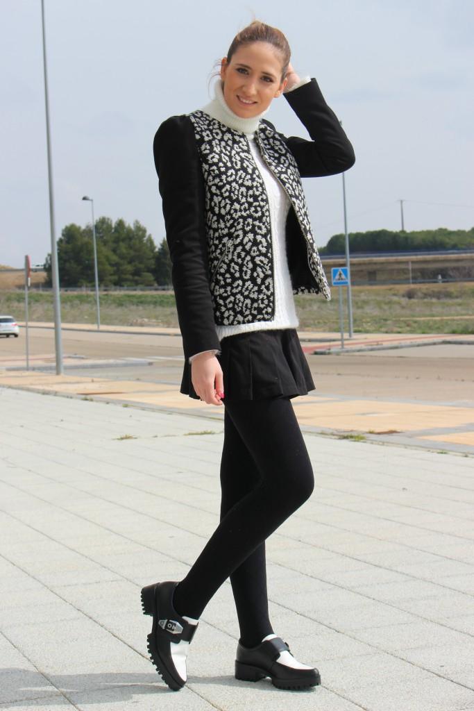 Mocasines Zara trf 6