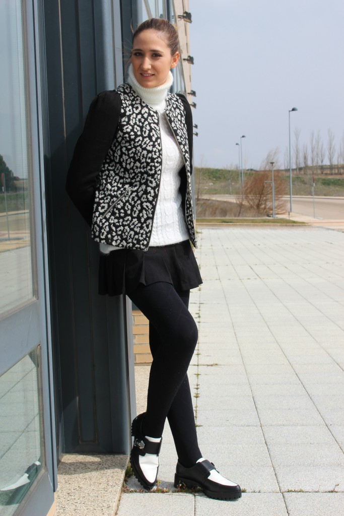 Mocasines Zara trf 5