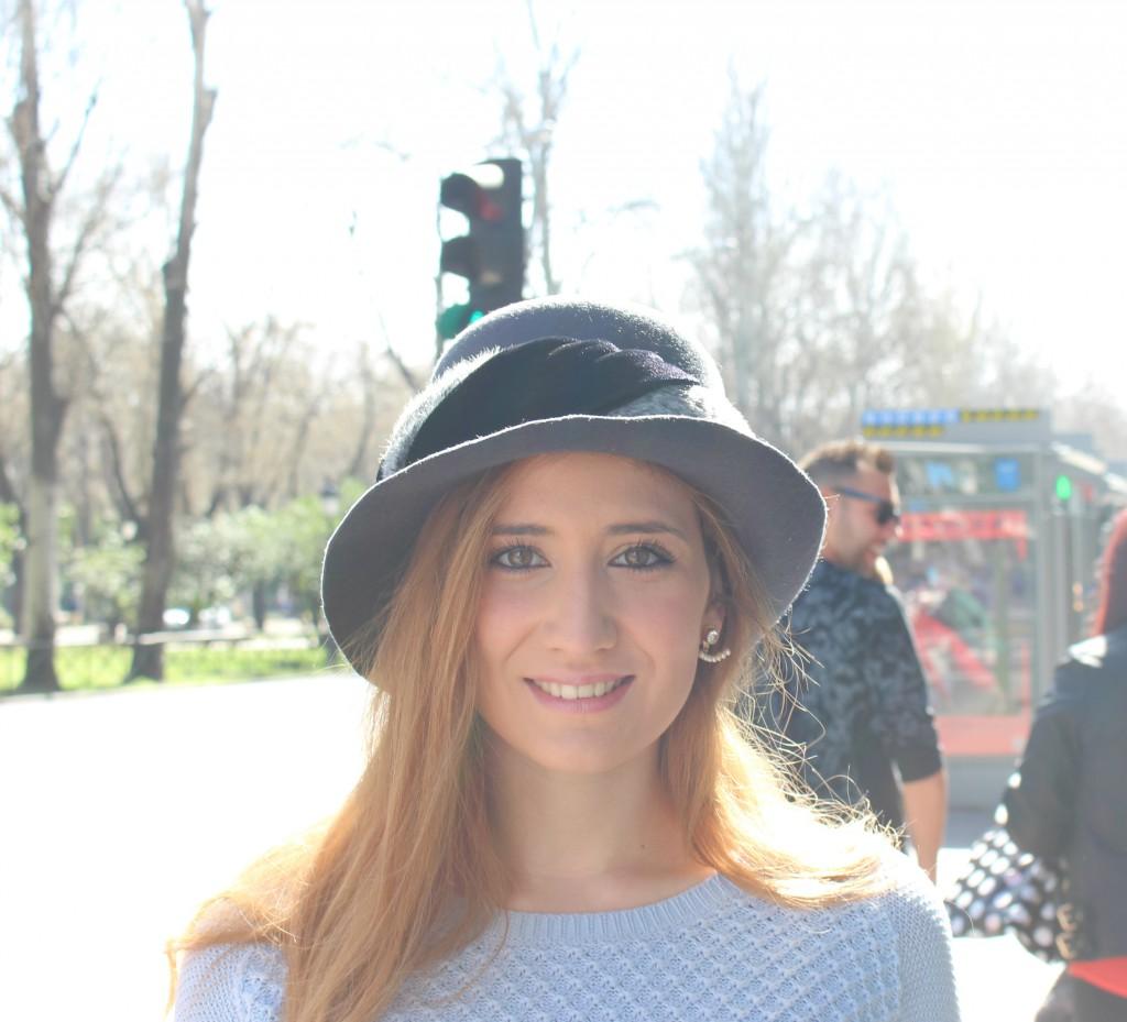 Sombrero look casual 9