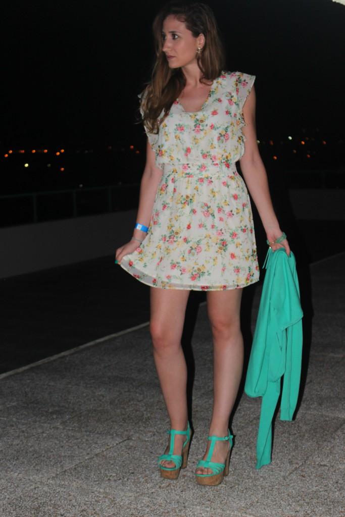 Vestido de flores 5