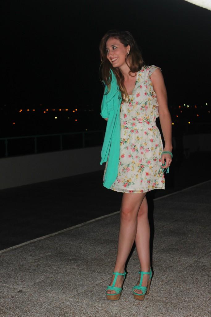 Vestido de flores 7
