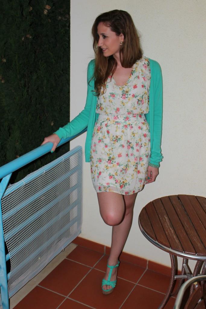 Vestido de flores 1