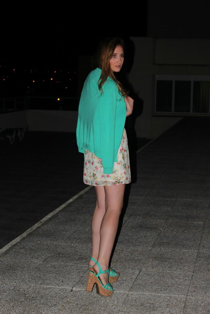 Vestido de flores 3
