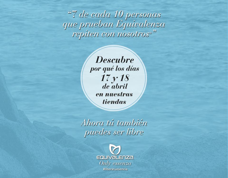 Libera tu esencia / Equivalenza #liberatuesencia 2