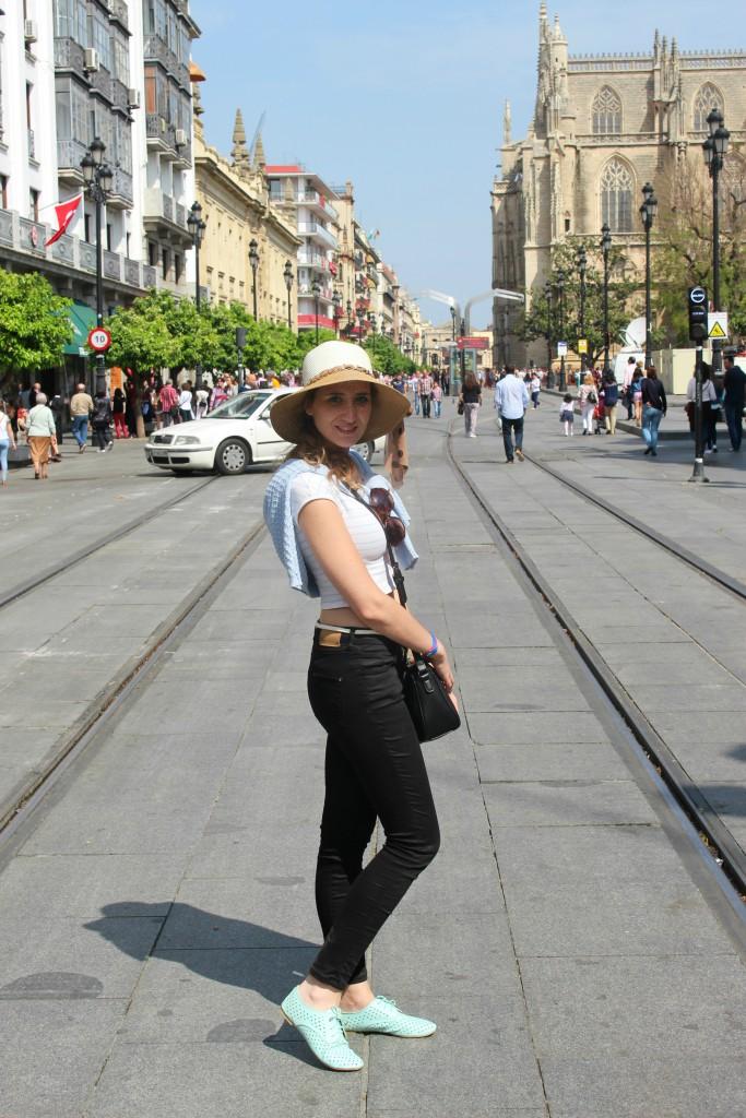 sombrero de rafia - sevilla 3
