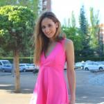 Rosa y margaritas 13