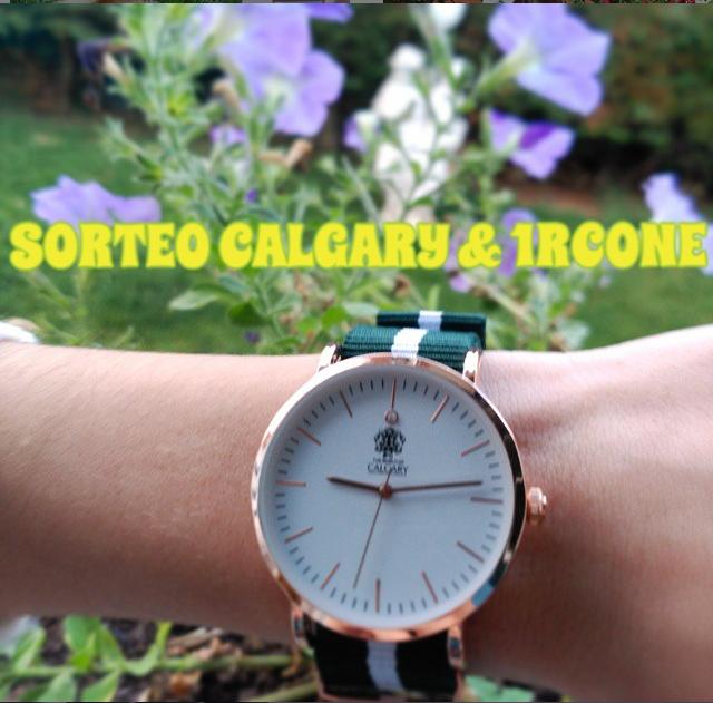 Reloj Calgary - Sorteo 11
