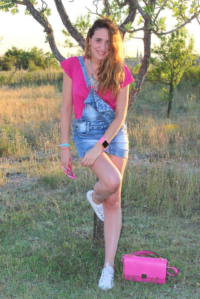 Verano rosa – Look
