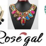 Collares Rosegal 8