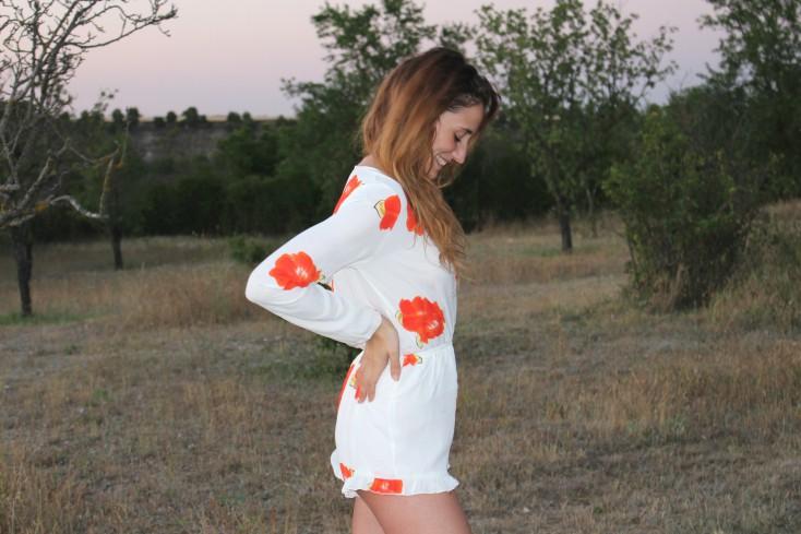 Mono floral 7