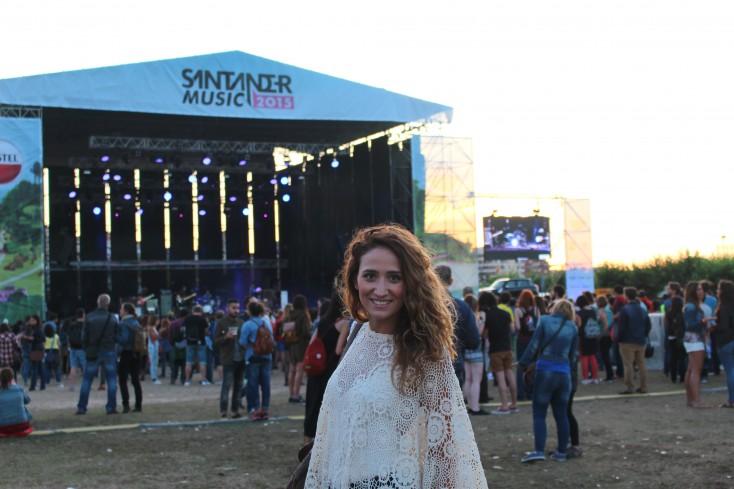 Santander Music Festival - Look 3