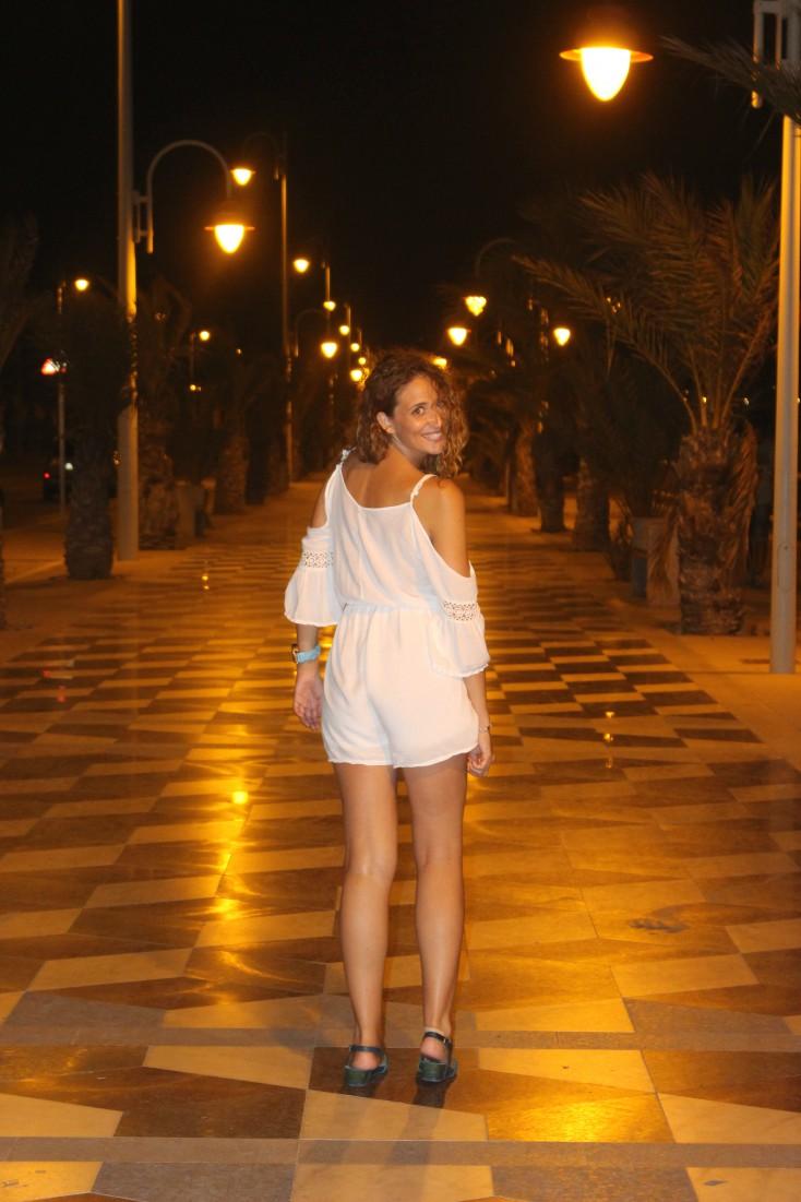 Blanco y azul - Look 2