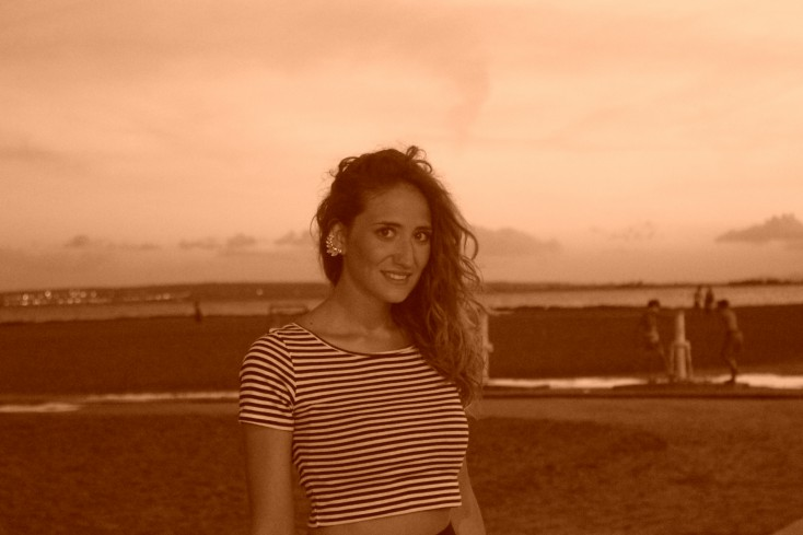 Rayas negras - Look 8