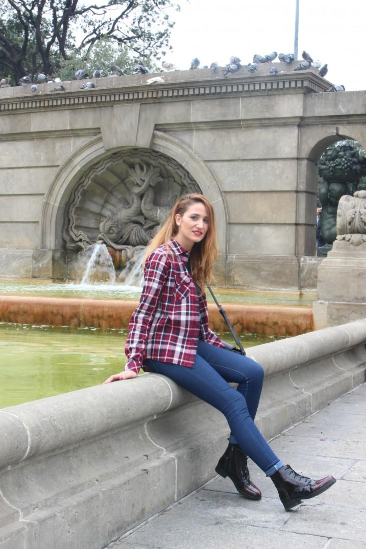 Barcelona - Look cañero 1
