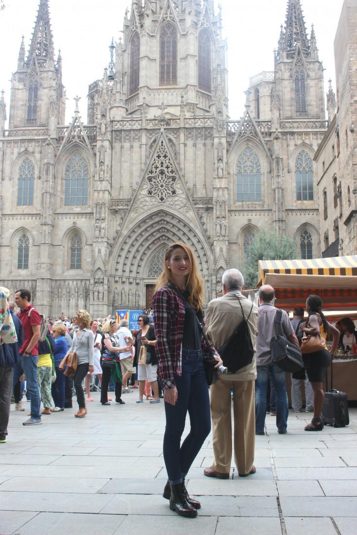 Barcelona - Look cañero 8
