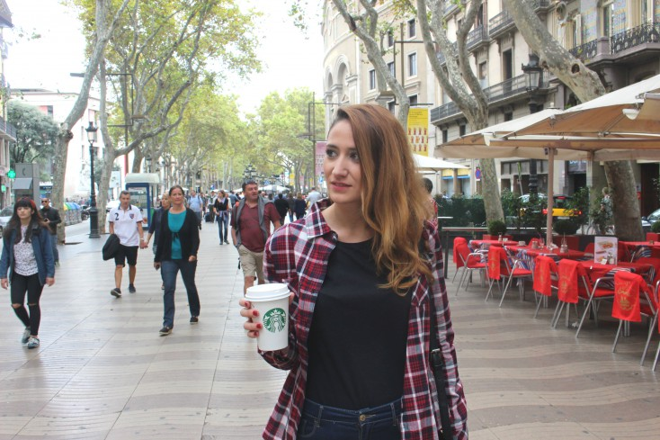 Barcelona - Look cañero 2