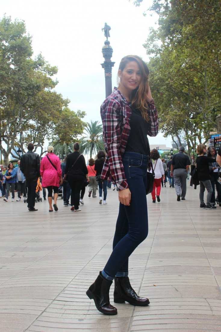 Barcelona - Look cañero 3