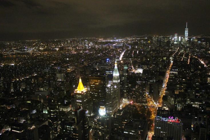 Central Park y Empire State|Día 6 NY 13