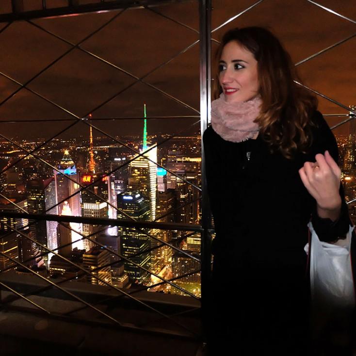 Central Park y Empire State|Día 6 NY 11