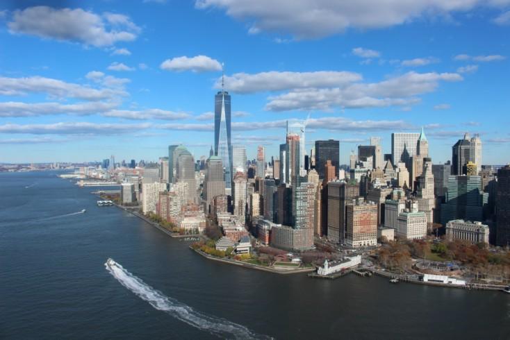 Misa Góspel, Soho y Sobrevolando Manhattan - Días 7 y 8 NY - 11