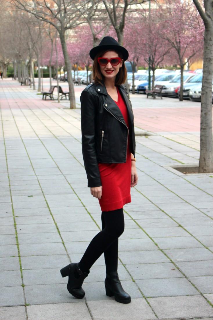 Vestido rojo 5
