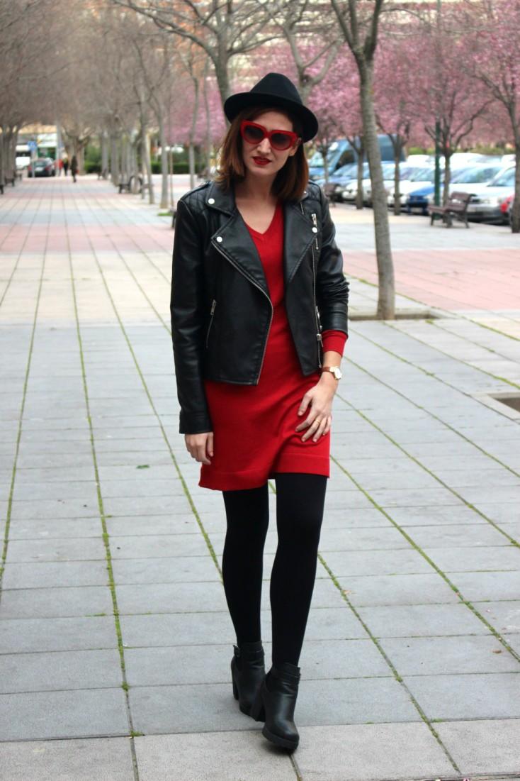 Vestido rojo 7