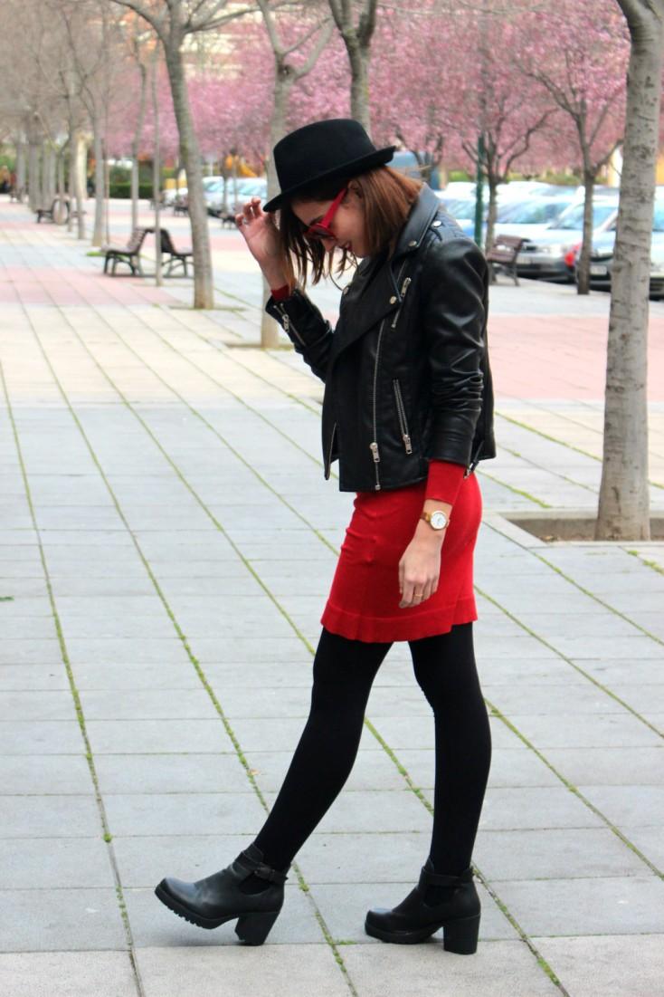 Vestido rojo 11