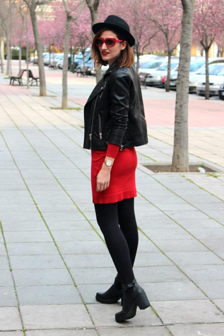Vestido rojo 10