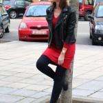 Vestido rojo 13