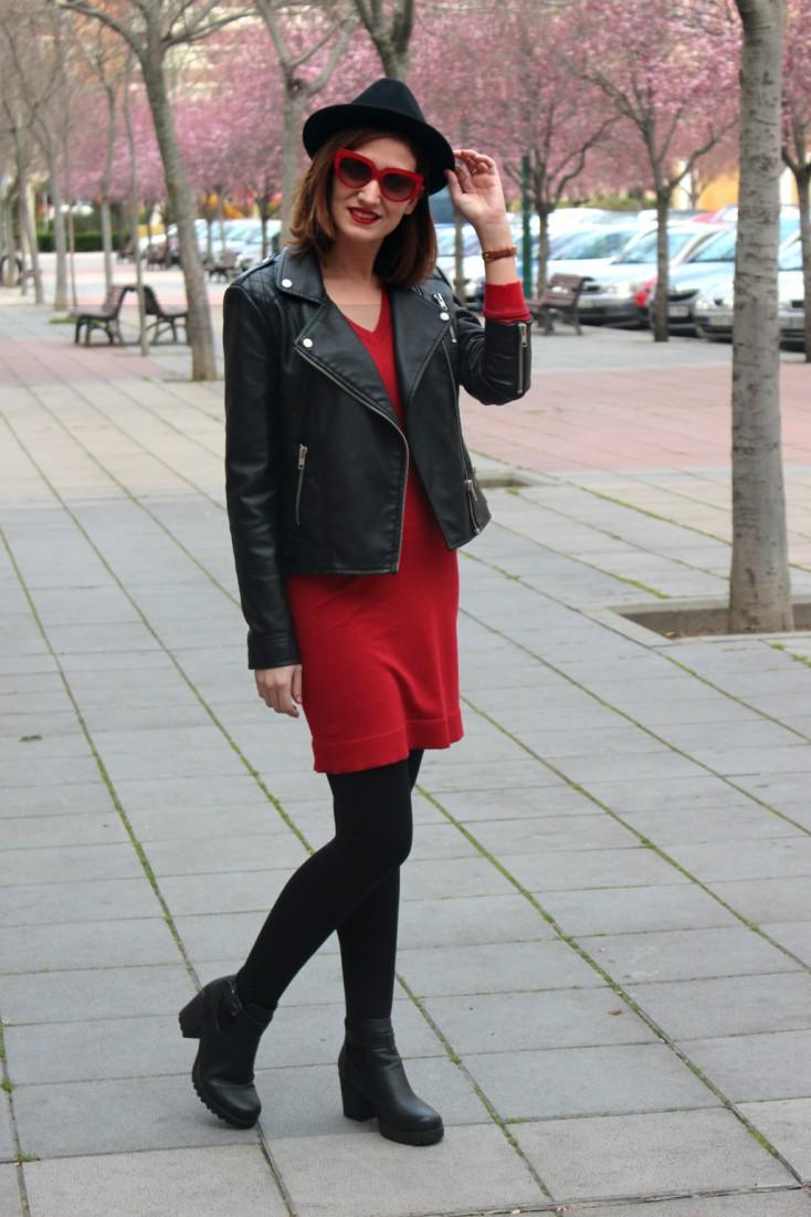 Vestido rojo 9