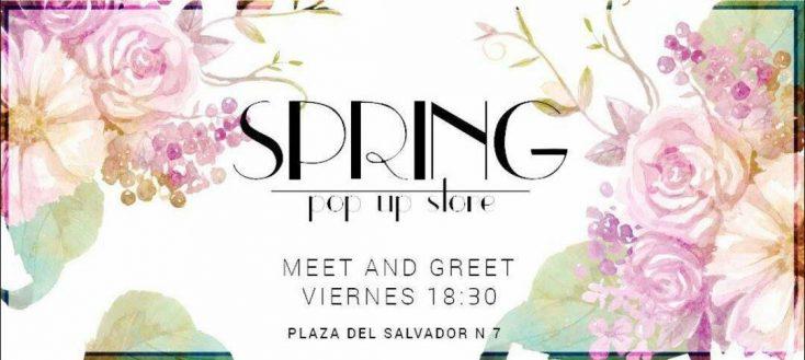 Espacio Pop Up - Evento Spring 1