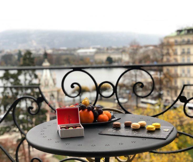 Ginebra II – Hotel Le Richemond 8
